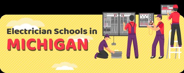 Electrician Schools in Michigan
