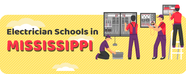 Electrician Schools in Mississippi