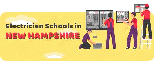 Electrician Schools in New Hampshire