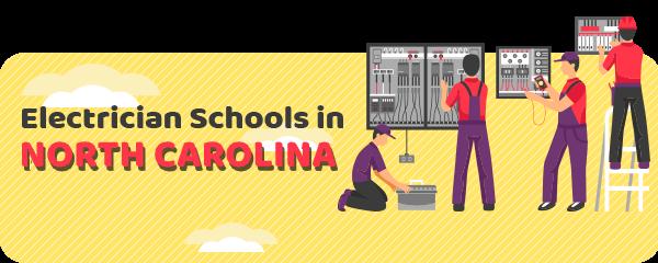 Electrician Schools in North Carolina