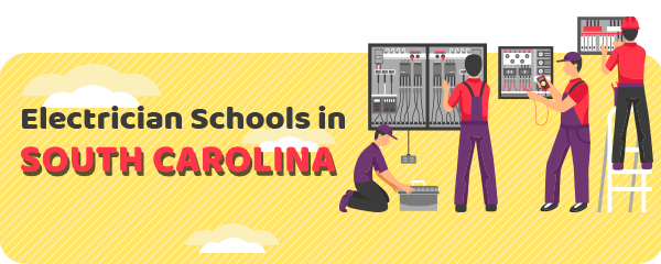 Electrician Schools in South Carolina