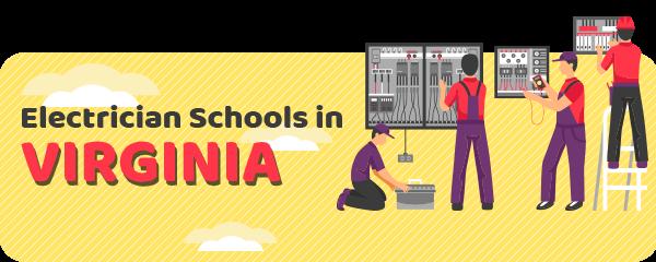 Electrician Schools in Virginia