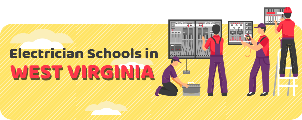 Electrician Schools in West Virginia