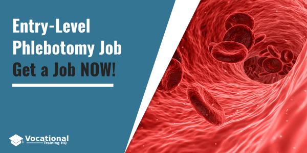 Entry-Level Phlebotomy Job
