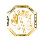Greater Lowell Technical School logo