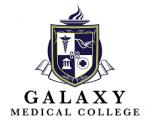Galaxy Medical College logo