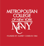 Metropolitan College of New York logo