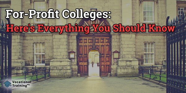 For-Profit Colleges