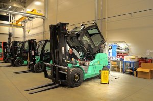 Free Forklift Training in Lexington, KY