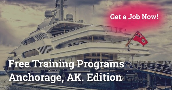 Free Training Programs in Anchorage, AK
