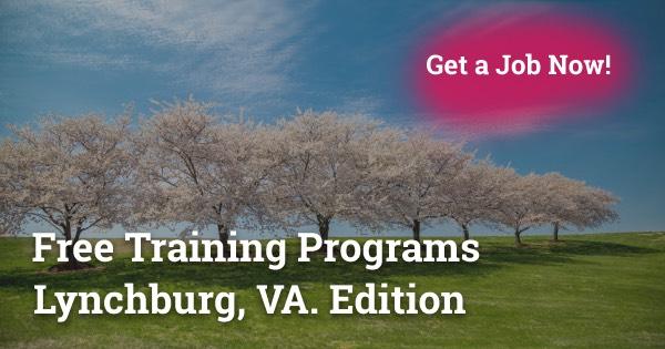 Free Training Programs in Lynchburg, VA