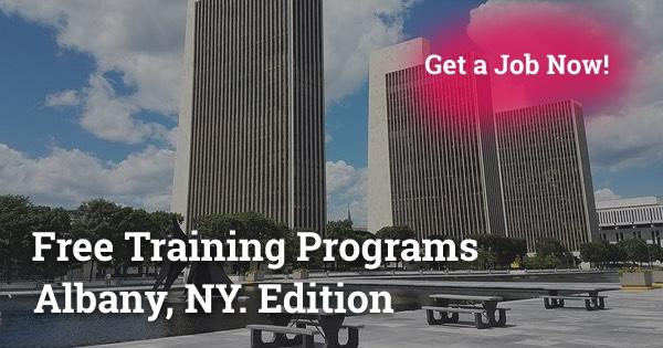Free Training Programs in Albany, NY