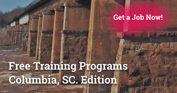 Free Training Programs in Columbia, SC