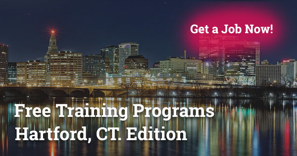 Free Training Programs in Hartford, CT