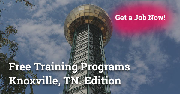 Free Training Programs in Knoxville, TN