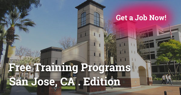 Free Training Programs in San Jose, CA