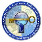 Pomona Unified School District Adult and Career Education logo