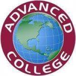Advanced College logo