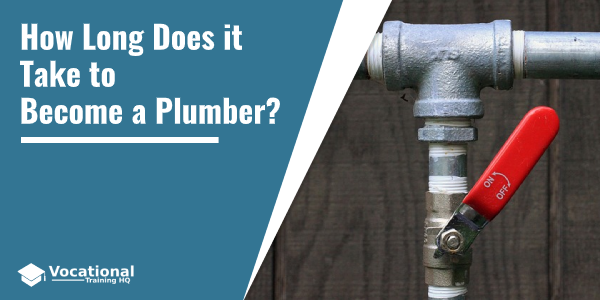 How Long Does it Take to Become a Plumber?