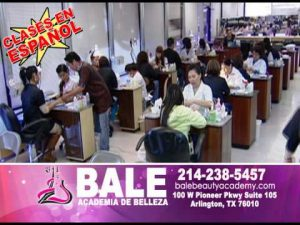 Bale Beauty Academy 6 Corp. logo
