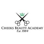 Cheeks Beauty Academy logo