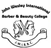 John Wesley International Barber & Beauty College logo