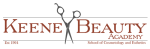 Keene Beauty Academy logo