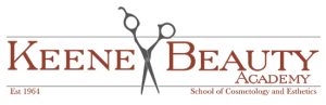 Keene Beauty Academy logo