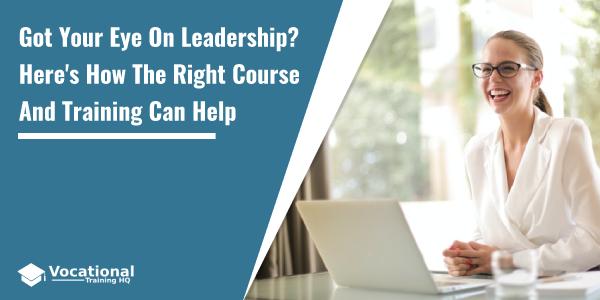 leadership skills and training