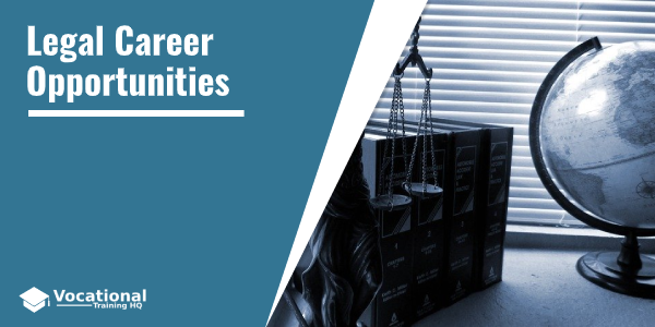Legal Career Opportunities