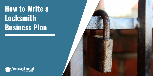 How to Write a Locksmith Business Plan