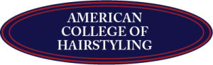 American College of Hairstyling logo
