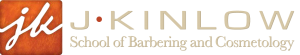 J Kinlow School of Barbering & Cosmetology logo