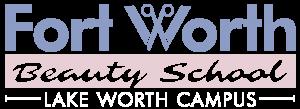 Fort Worth Beauty School logo