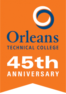 Orleans Technical College logo