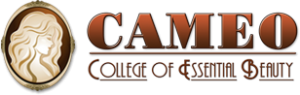 Cameo College of Essential Beauty logo