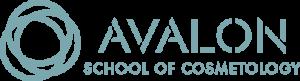 Avalon School of Cosmetology: Aurora logo