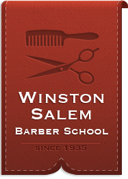 Winston Salem Barber School logo