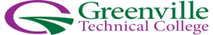 Greenville Technical College Buck Mickel Center logo
