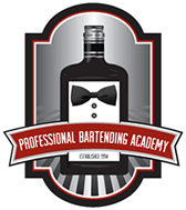 The Professional Bartending Academy logo