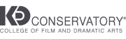 KD Studio & KD Conservatory Premier Film & Acting School in Dallas logo