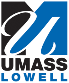 University of Massachusetts- Lowell logo