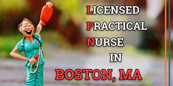 LPN Classes in Boston, MA
