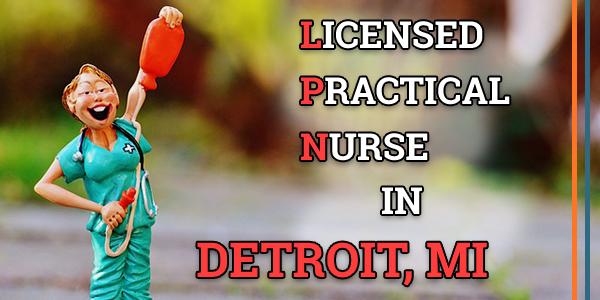 LPN Classes in Detroit, MI