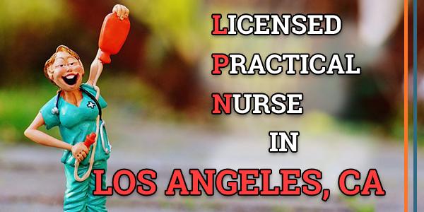LPN Classes in Los Angeles, CA