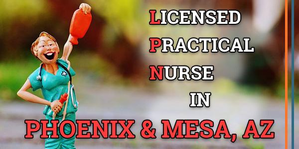 LPN Classes in Phoenix and Mesa, AZ