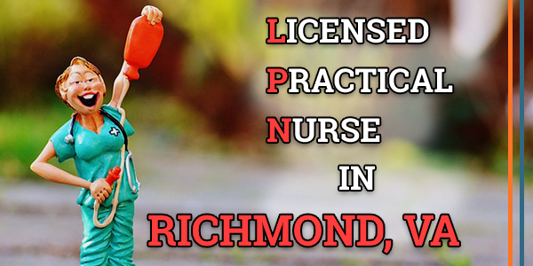 LPN Classes in Richmond, VA