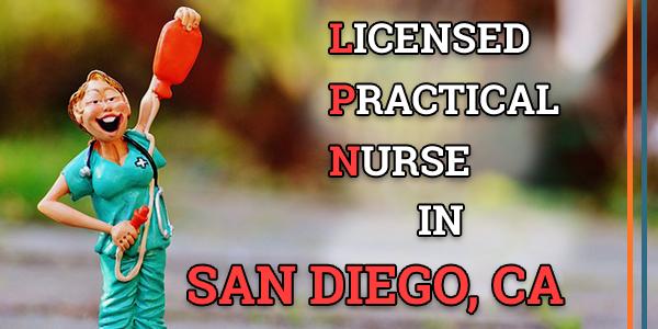LPN Classes in San Diego, CA