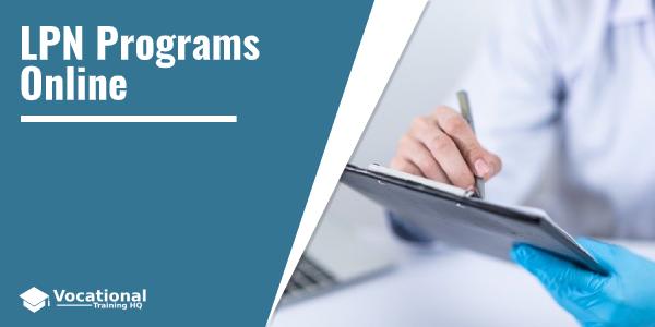 LPN Programs Online