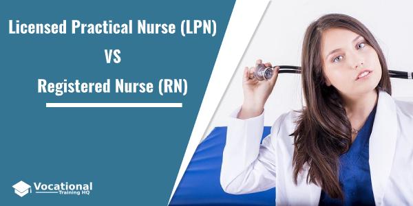 Licensed Practical Nurse (LPN) vs Registered Nurse (RN)